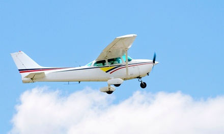 $129 for a 30-Minute Discovery Flight for Two from Eagle Aviation (Up to $246.75 Value)