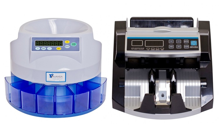 Free Delivery: Money Counting Machines from R2 999 Including Delivery (25% Off)