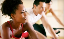 5, 10, or 20 45-Minute Spinning Classes at Bodies in Balance Fitness Studio (Up to 51% Off)