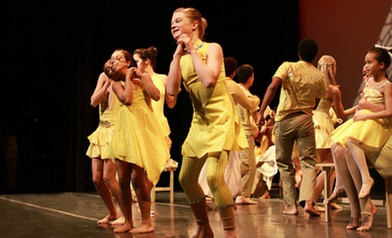 5 or 10 Hours of Introductory Dance Classes at The Center for Contemporary Dance (Up to 60% Off)