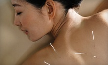 Consultation with One or Three Acupuncture Sessions at R.A. Acupuncture (Up to 54% Off)