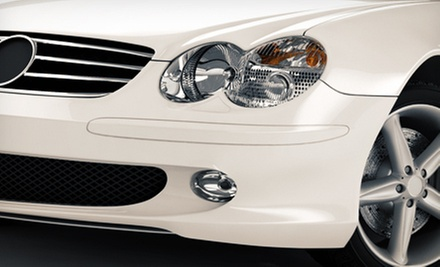 $60 for $130 Toward Paintless Dent Removal and Bumper Repair Services at Dent Magic
