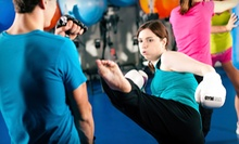 5 or 10 Kickboxing Classes at KO XO Kickboxing (Up to 87% Off)