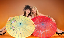 $99 for Pin-Up or Boudoir Portrait Session at Sandy Puc' Photography ($679 Value)