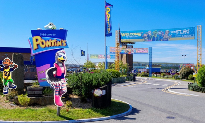 Pontins Deal Of The Day Groupon