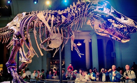 Museum Trip for Two or Family of Four at Science Center of Iowa (Up to Half Off)