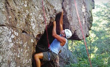 Outdoor Rappelling Clinic for One or Two from Northeast Mountain Guiding (Up to 59% Off)