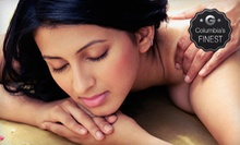 One or Three 50-Minute Swedish Massages at The Way of Massage (54% Off)