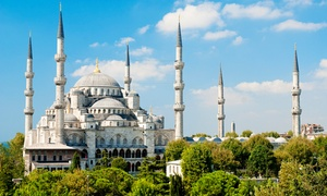 ✈9-day Tour Of Turkeywith Round-trip Airfare From Great Value Vacations.price/person Based On Double Occupancy.