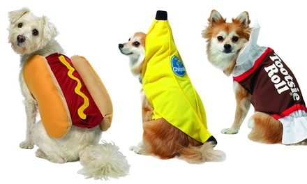 Food-Themed Costumes for Dogs from $16.99–$23.99