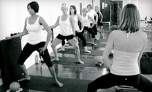 $49 for One Month of Unlimited Fitness Classes at Sphericality ($99 Value)