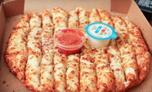 Pizza Package, Pizza and Wings Package, or $10 for $20 Worth of Pizza, Wings, and Drinks at Gumby's Pizza
