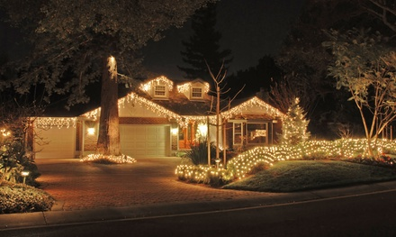 $15 for $45 of Holiday Lighting Services and More Via The SERVIZ iPhone App