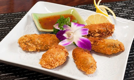 $13 for $25 Worth of Asian Fusion Cuisine at ShoYu Chinese & Japanese Cuisine