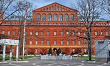 Visit for Two or Four to the National Building Museum (Up to Half Off)