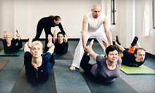 2, 5, or 10 Hatha Yoga Classes at Keshava Radha Yoga (Up to 69% Off)