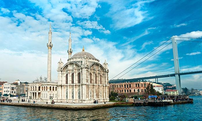 Bon Voyage - Istambul, Capadócia e Antália: 7 noites para uma pessoa com transfers, voos e taxas por 499€
