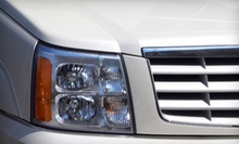 Wash, Wax, and Detail with Optional Hand Washes, or Headlight Restoration at American Eagle Body Shop (Up to 61% Off)