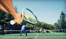 $35 for 10 Beginner Tennis Clinics at Coto Valley Country Club ($200 Value)