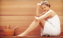 Five Migun Thermal Massages or Five Infrared-Sauna Sessions at Natural Body Health & Wellness (Up to 54% Off)