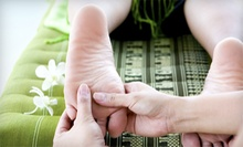 $29 for a 60-Minute Foot-Reflexology Session at The Country Doctor ($60 Value)