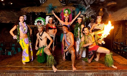 Tiki-Style American-Asian Cuisine at Mai-Kai Restaurant and Polynesian Show (Up to 44% Off)
