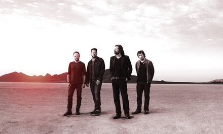 Third Day & Skillet at The Santander Arena on Saturday, March 22, at 6:30 p.m. (Up to 41% Off)
