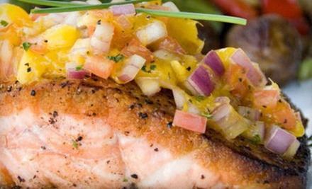 $20 for $40 Worth of Upscale Cuisine and Drinks at Corner Bistro and Wine Bar