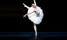 """Swan Lake"" Presented by California Ballet at San Diego Civic Theatre on May 18 or 19 (Up to 57% Off)"