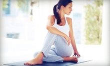 10 Yoga Classes for New Students, or One Month of Yoga for New or Current Students at Yoon's Yoga Bliss (Up to 73% Off)