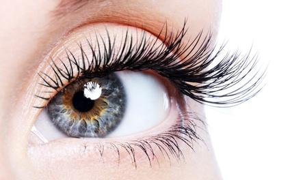 $104 for a Full Set of Silk Eyelash Extensions at Wink Lash Parlor ($300 Value)