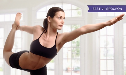 One Month of Unlimited Hot-Yoga Classes or 10 Hot-Yoga Classes at Essential Hot Yoga (65% Off)