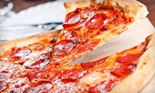 $12 for $24 Worth of Pizza at Surfside Pizza