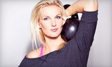 One Month of Kettlebell-Training Classes with Optional Functional-Movement Screening at Iron Republic (Up to 81% Off)