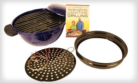 Deluxe Minden Anytime Grill. Multiple Colors Available.