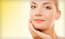 One Fruit Acid Facial Peel or One, Two, or Three Anti-Aging Light-Therapy Treatments at Vanity on Mill (Up to 65% Off)