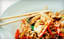 $10 for $20 Worth of Thai Dinner at Tasty Thai Cafe