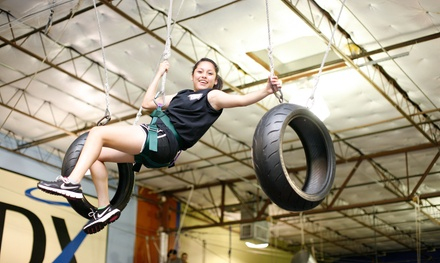 Admission to Adventure Sundays for Two, Four, or Six at Group Dynamix (Up to 57% Off)