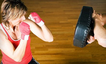 $45 for One Month of Unlimited Kickboxing Classes at Killer Bees MMA ($160 Value)