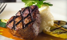 Upscale American Cuisine at Fox and Hound (Up to 54% Off). Two Options Available.