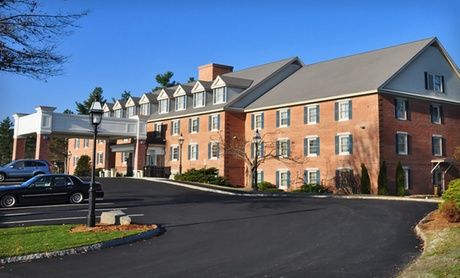 Stay for Two at Holiday Inn Express &amp; Suites in Merrimack, in Merrimack, NH