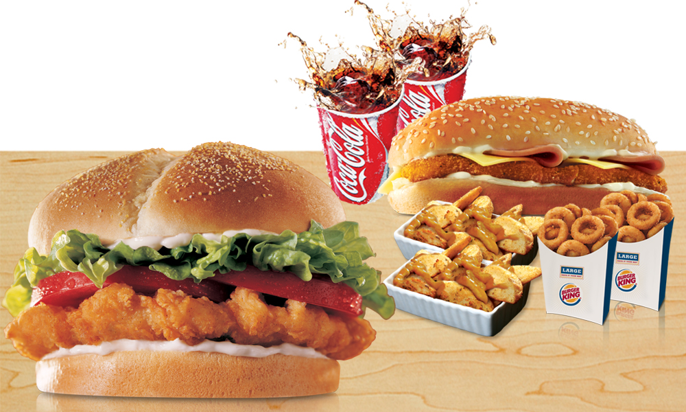 Up To 37 Off Burger King Whopper French Chicken