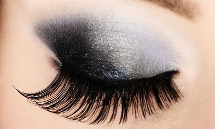 Eyelash Extensions with Option of Touch-Up at Lashes By Lissie (Up to 65% Off)