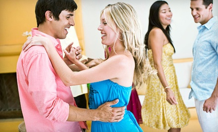 Four or Eight Group Dance Classes at Carlos Costes Tango (Up to 53% Off)