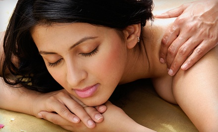 120-, 90-, or 60-Minute Massage at Grant Your Soul Massage Therapy (Up to 52% Off)
