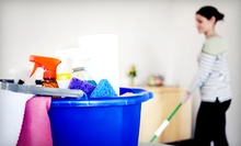 Up to Two or Four Man-Hours of Deep Housecleaning from Forever Clean (Up to 69% Off)