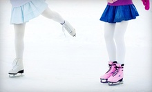 Ice-Skating Admission and Skate Rental for Two or Four at Seven Bridges Ice Arena (Up to 53% Off)