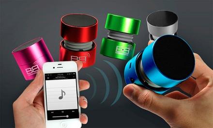 Altifalante BassBoomz com Bluetooth por 29,90€