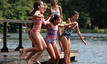 Two- or Three-Week Sleep Away Camp for Kids at Camp Vacamas or Top of the Pines Camp (Up to 54% Off)