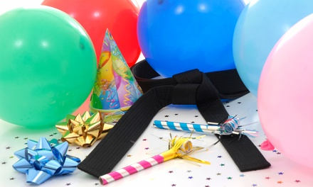 Ninja Birthday Party or Two-Week Summer Camp at Life Champ Martial Arts (Up to 65% Off)